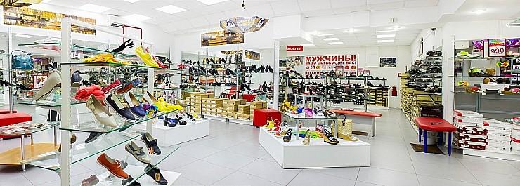 Супермаркет обуви на Дзержинского РЕГТАЙМ, г. Иркутск, ул. Дзержинского, 20